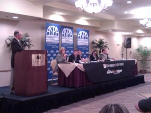 University of La Verne/ Southern California ASPA Chapter--The Future of Redevelopment in California